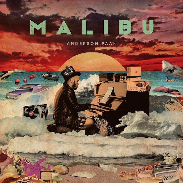 Malibu (Artwork)