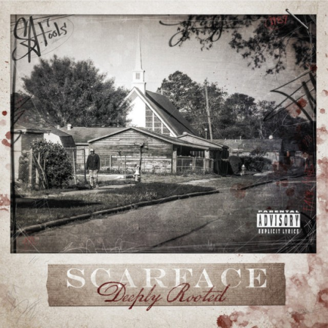 Scarface - Deeply Rooted (Artwork)